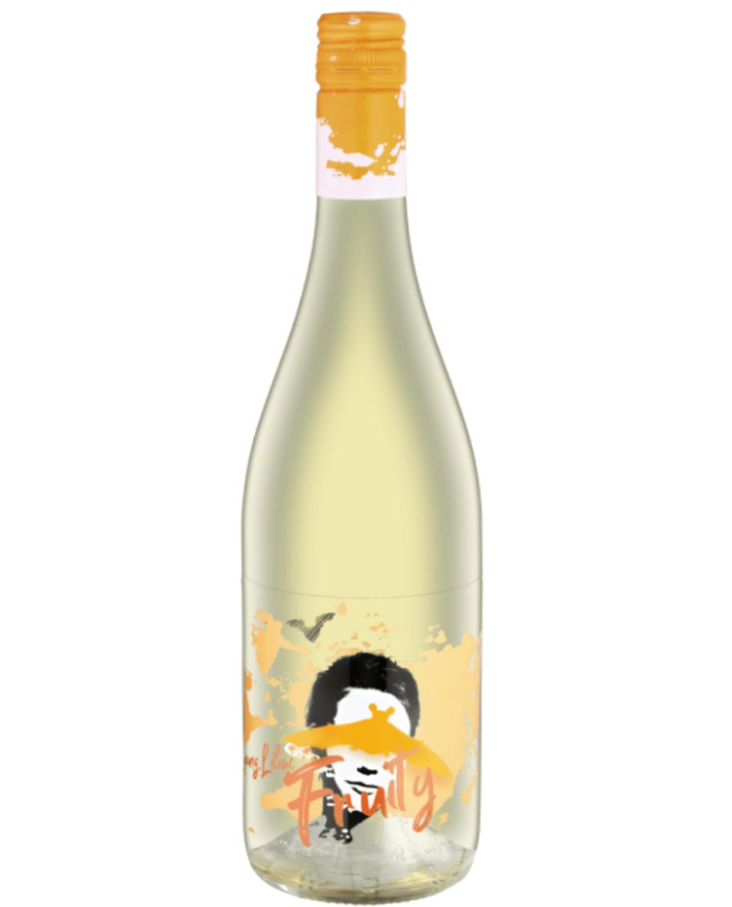 Young Liliac Fruity Feteasca Alba & Chardonnay & Sauvignon Blanc