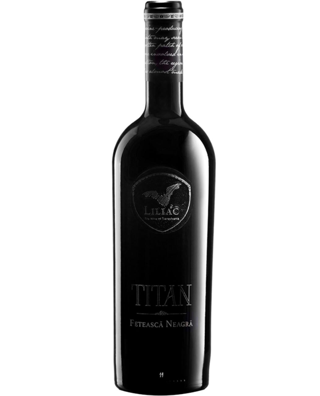 Liliac Titan Feteasca Neagra
