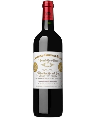Chateau Cheval Blanc Saint Emilion Grand Cru 2004
