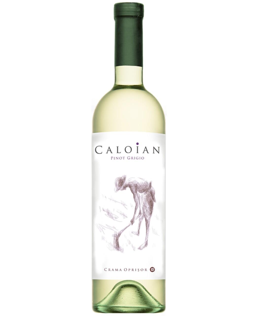 Oprisor Caloian Pinot Grigio