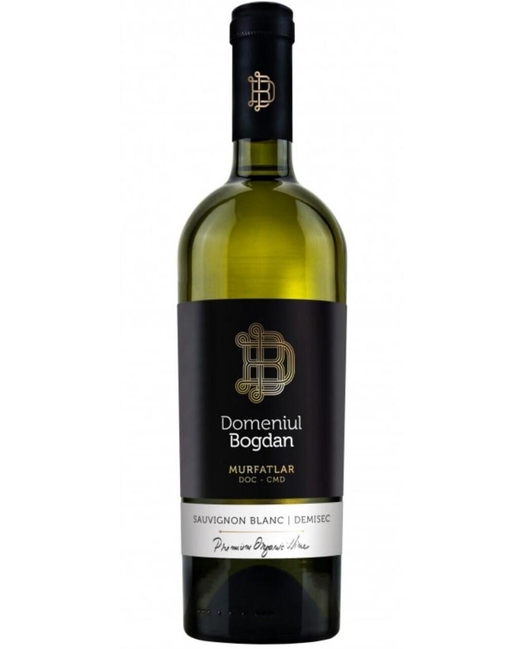Domeniul Bogdan Clasic Sauvignon Blanc