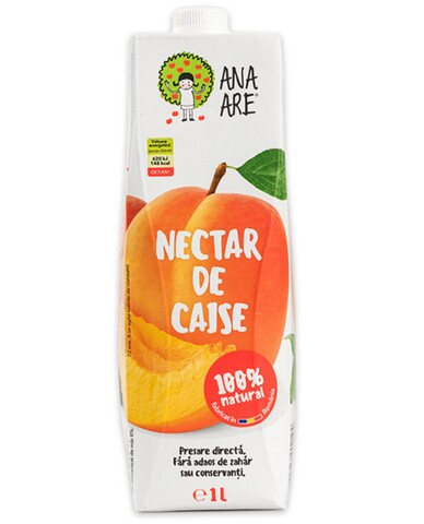 Nectar De Caise 100% Natural Ana Are 12X 1L