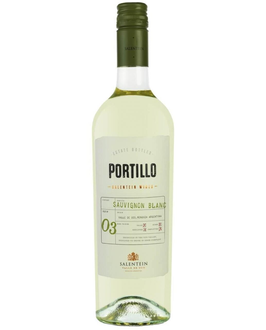 Salentein Portillo Sauvignon Blanc