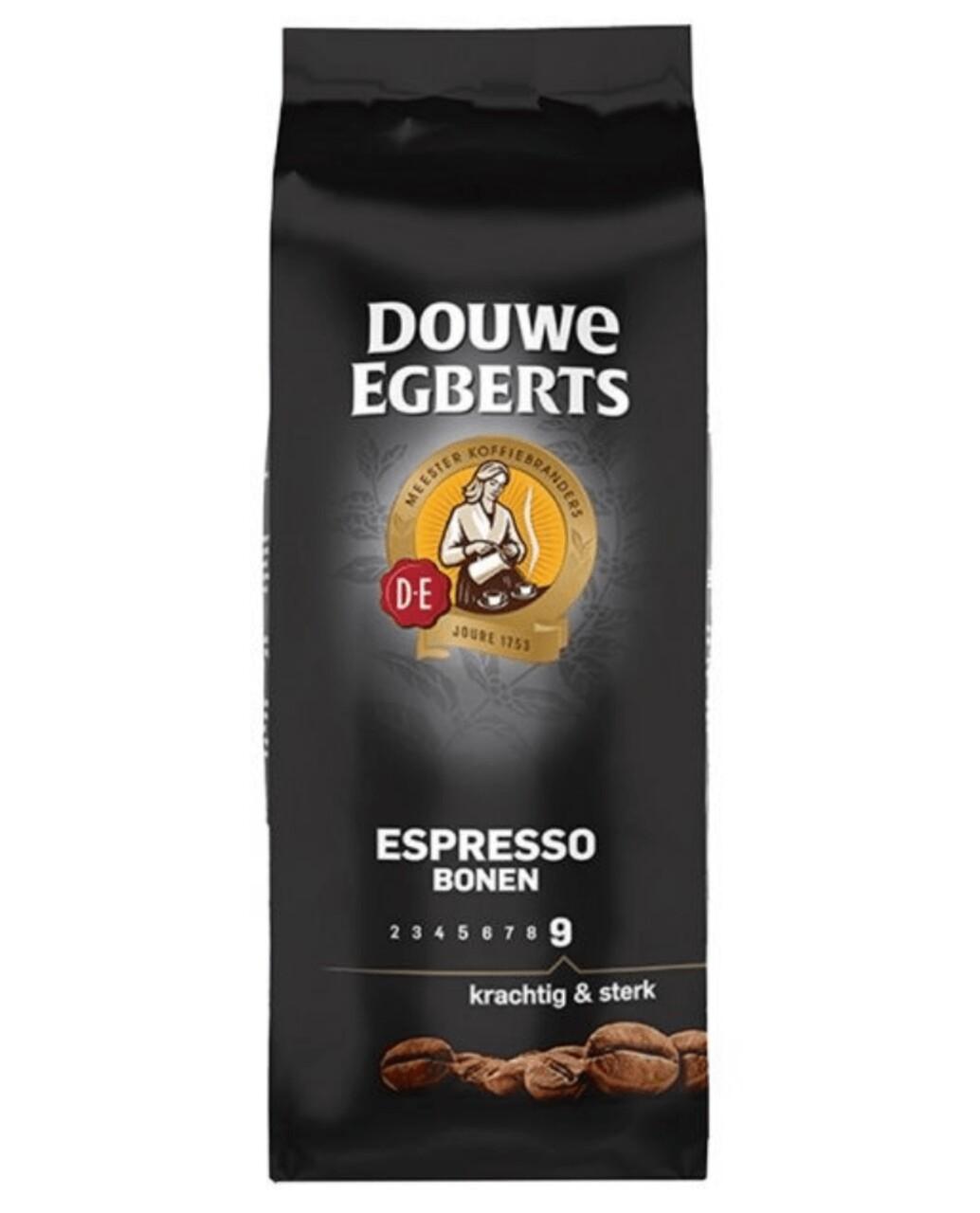 Cafea Boabe Douwe Egberts Espresso 500g