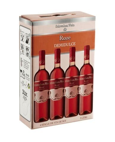 Recas Schwaben Wein Rose BIB 3L