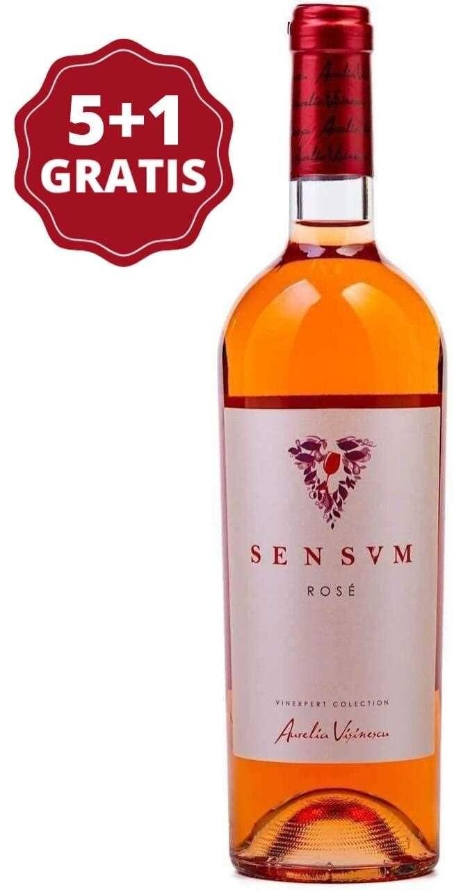 Aurelia Visinescu Sensum Rose 5+1