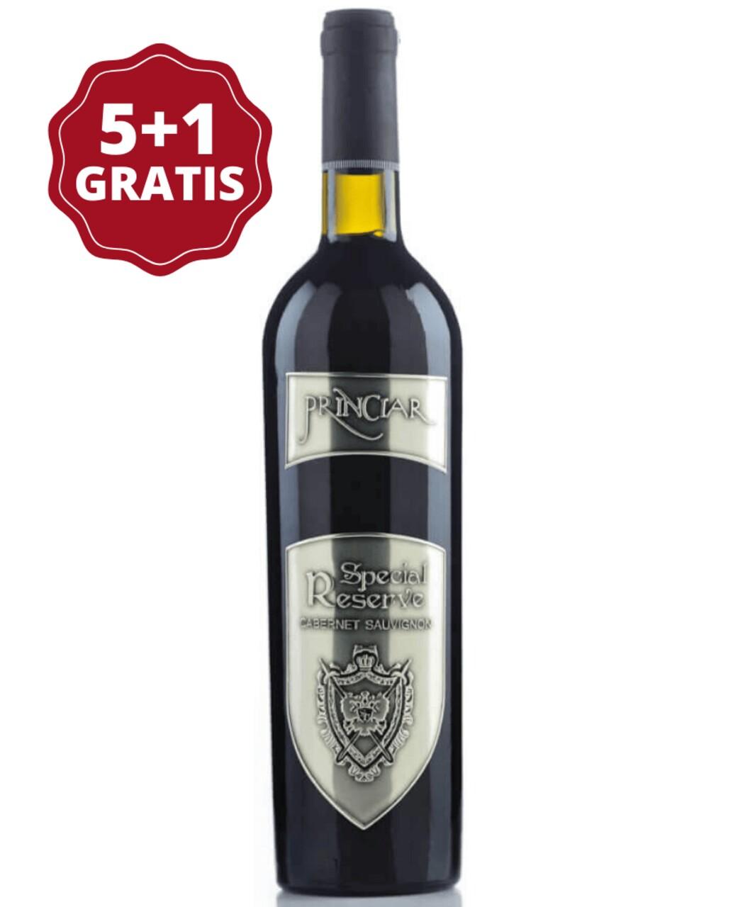 Tohani Princiar Special Reserve Cabernet Sauvignon 5+1