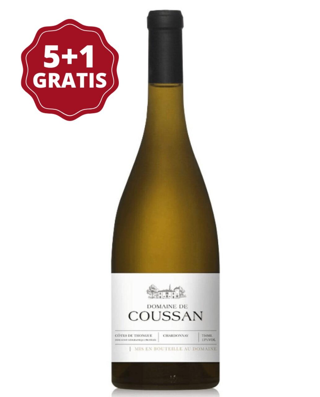 Domaine de Coussan Chardonnay 5+1