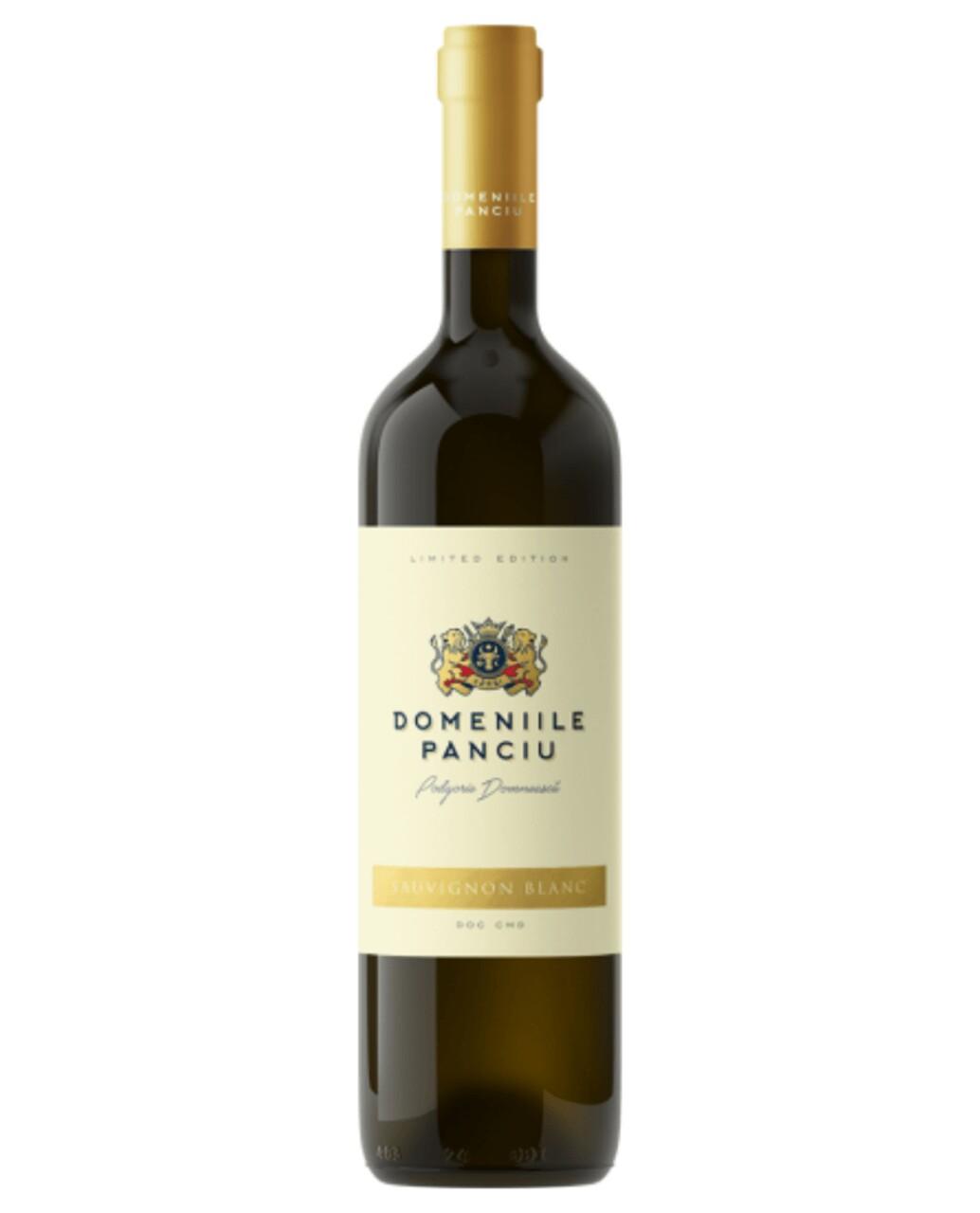 Domeniile Panciu Sauvignon Blanc