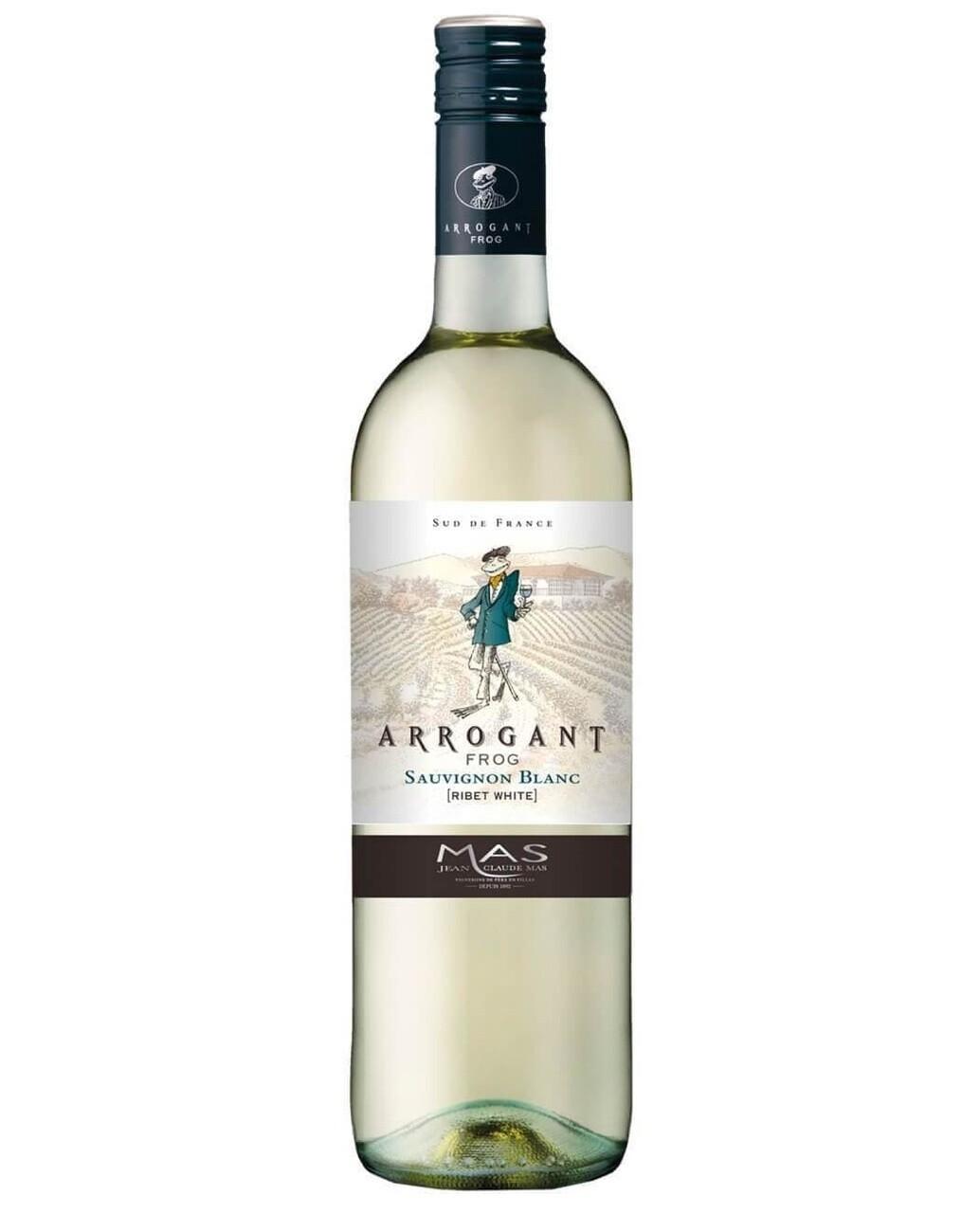Arrogant Frog Ribet White Sauvignon Blanc