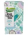 Ceai Pickwick Joy Of Tea Verde Cu Tropical Ghimbir, Ananas Si Cocos 15 X 1.75g
