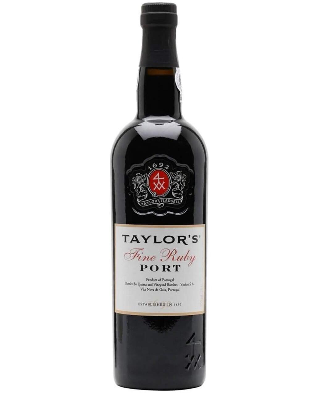 Taylor's Fine Tawny Vin de Porto