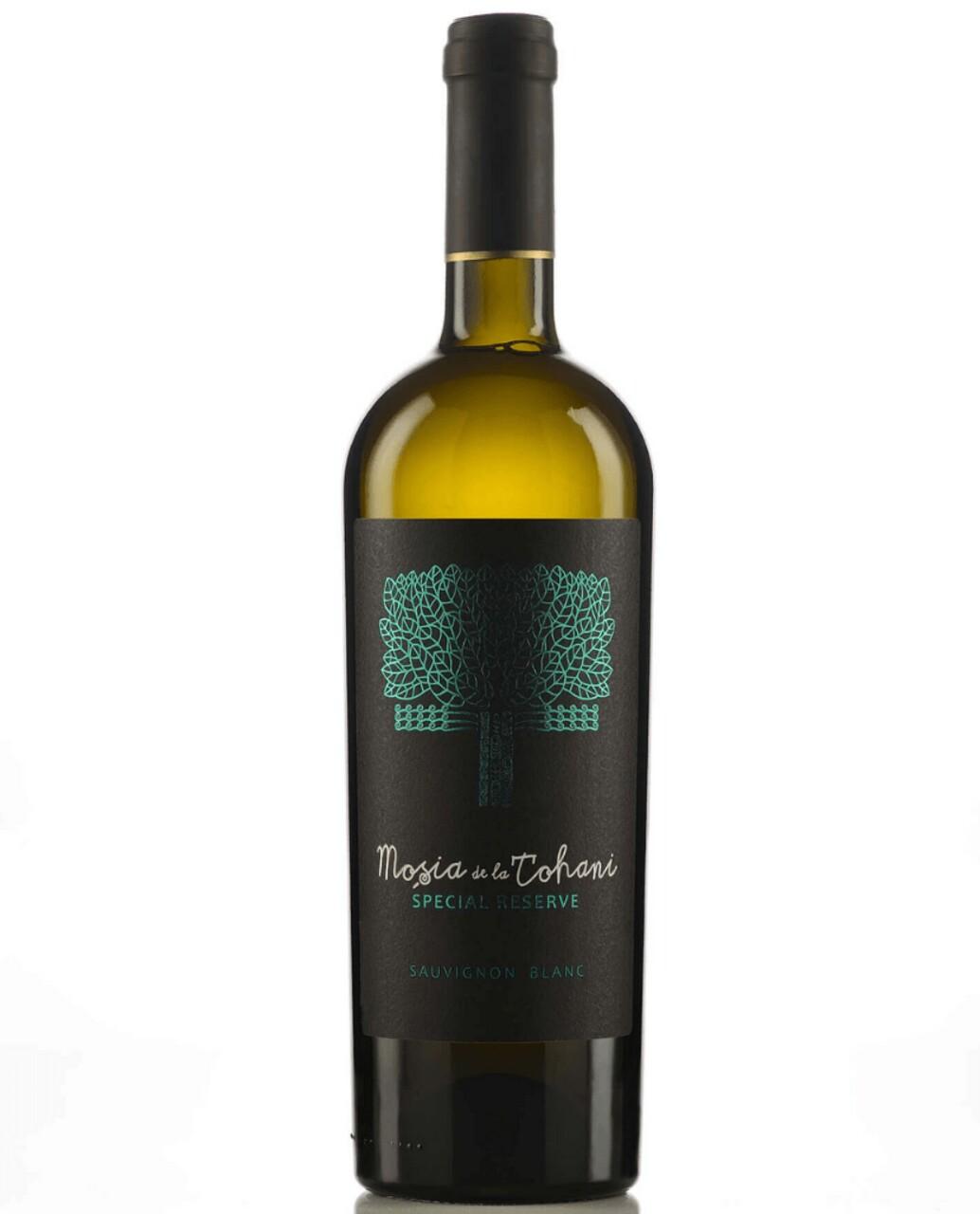 Mosia de la Tohani Special Reserve Sauvignon Blanc