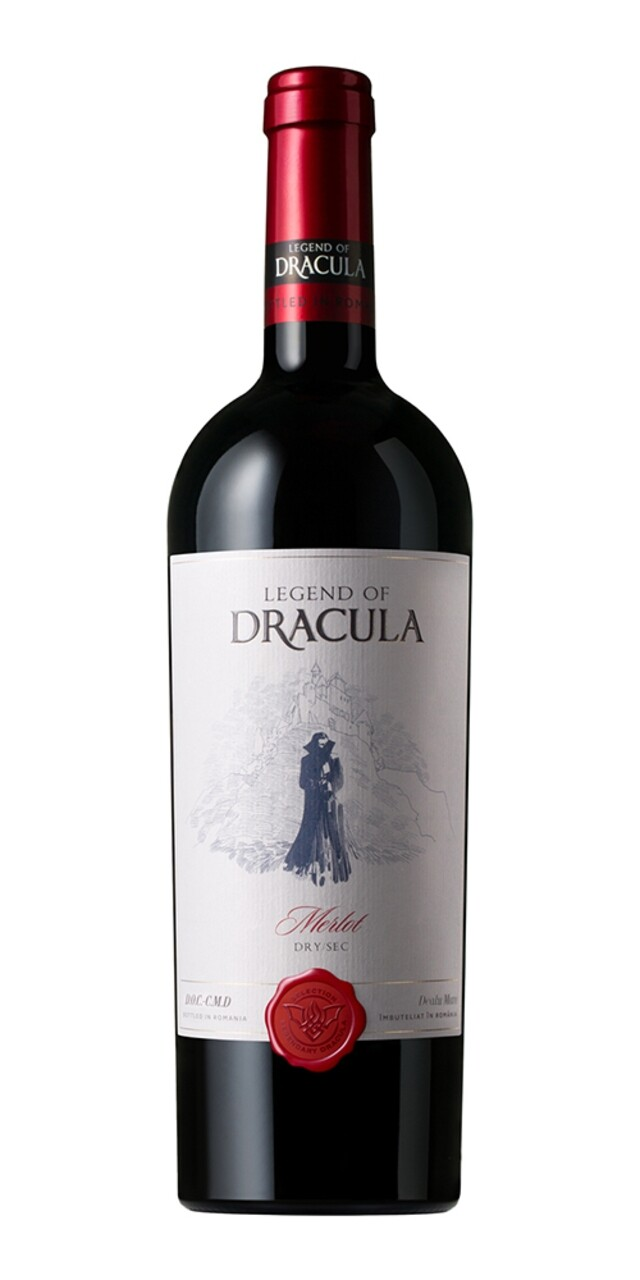 Legend of Dracula Merlot