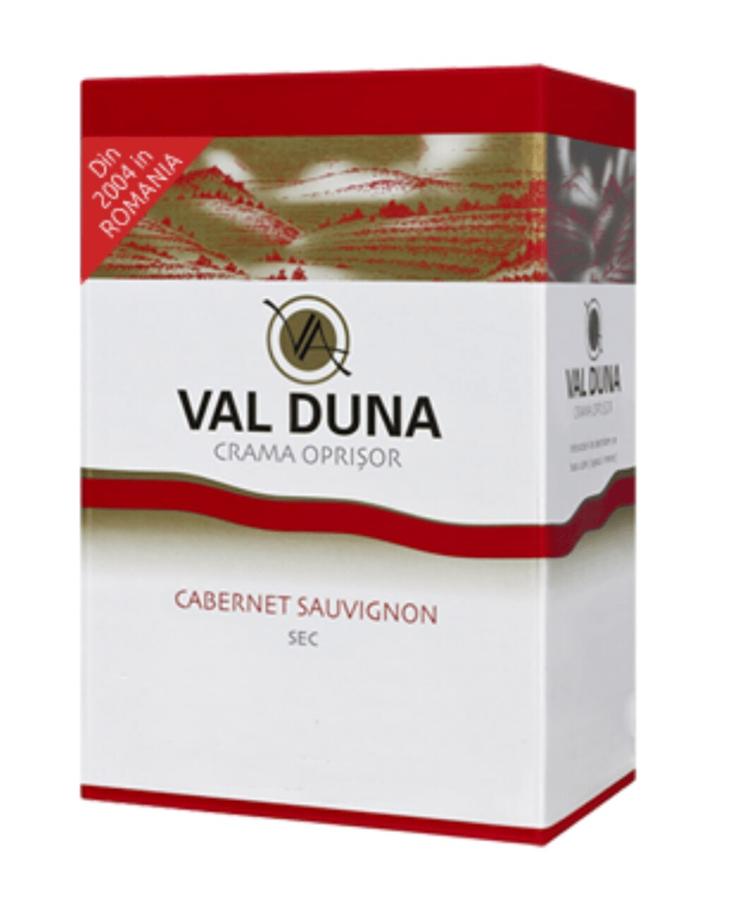 Oprisor Val Duna Cabernet Sauvignon BIB 3L