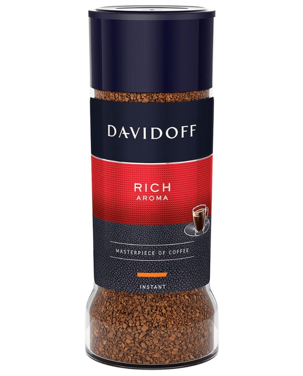 Cafea Solubila Davidoff Rich Aroma 100g