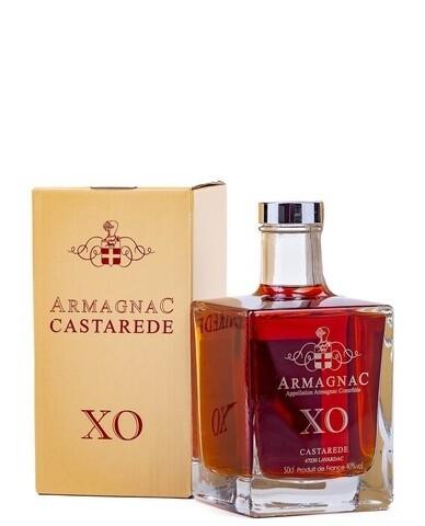 Armagnac Castarede XO Carafe 0.5L