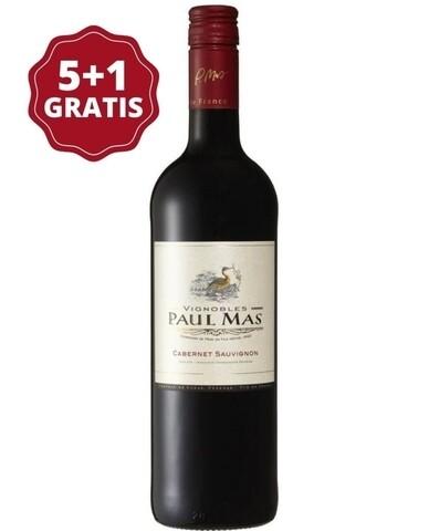 Paul Mas Cabernet Sauvignon 5+1