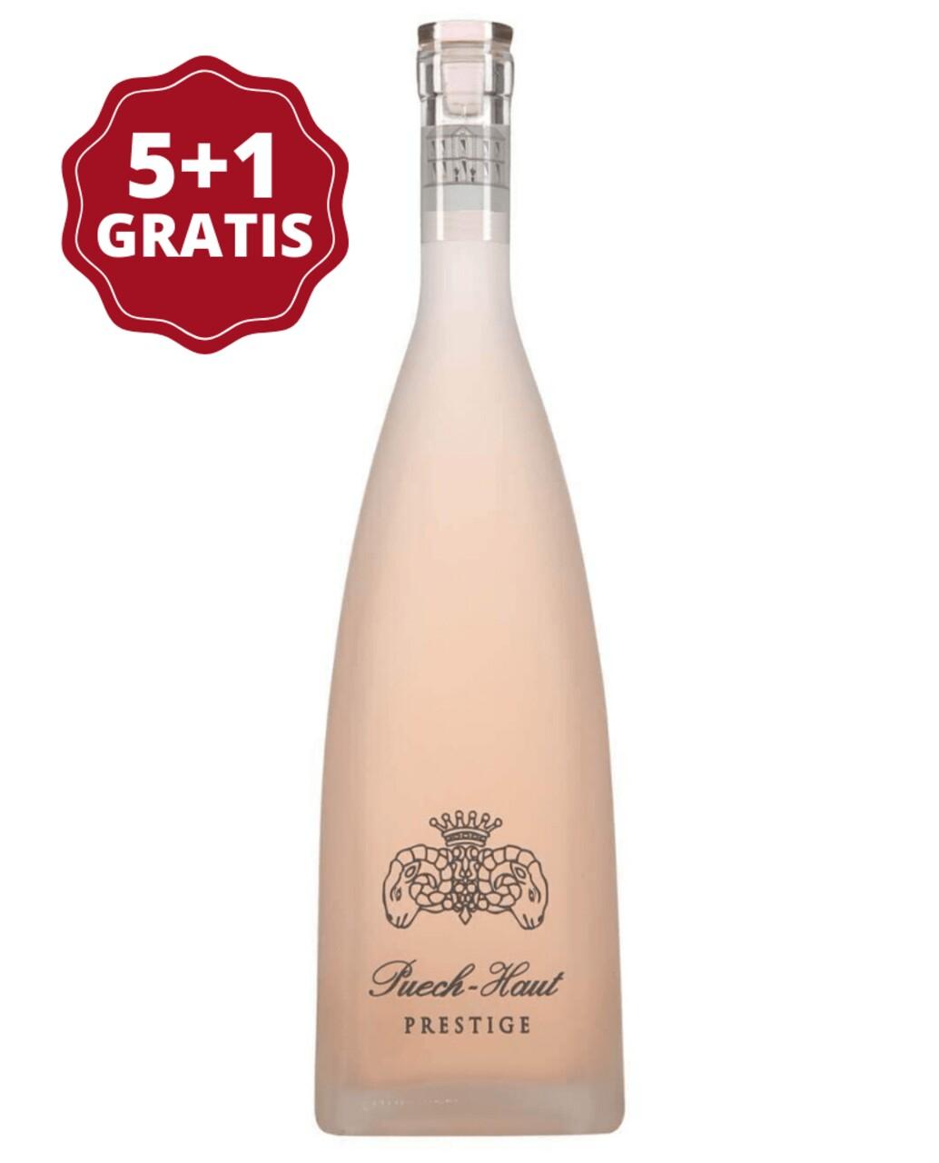 Copy of Chateau Puech Haut Prestige Rose Special Edition 5+1