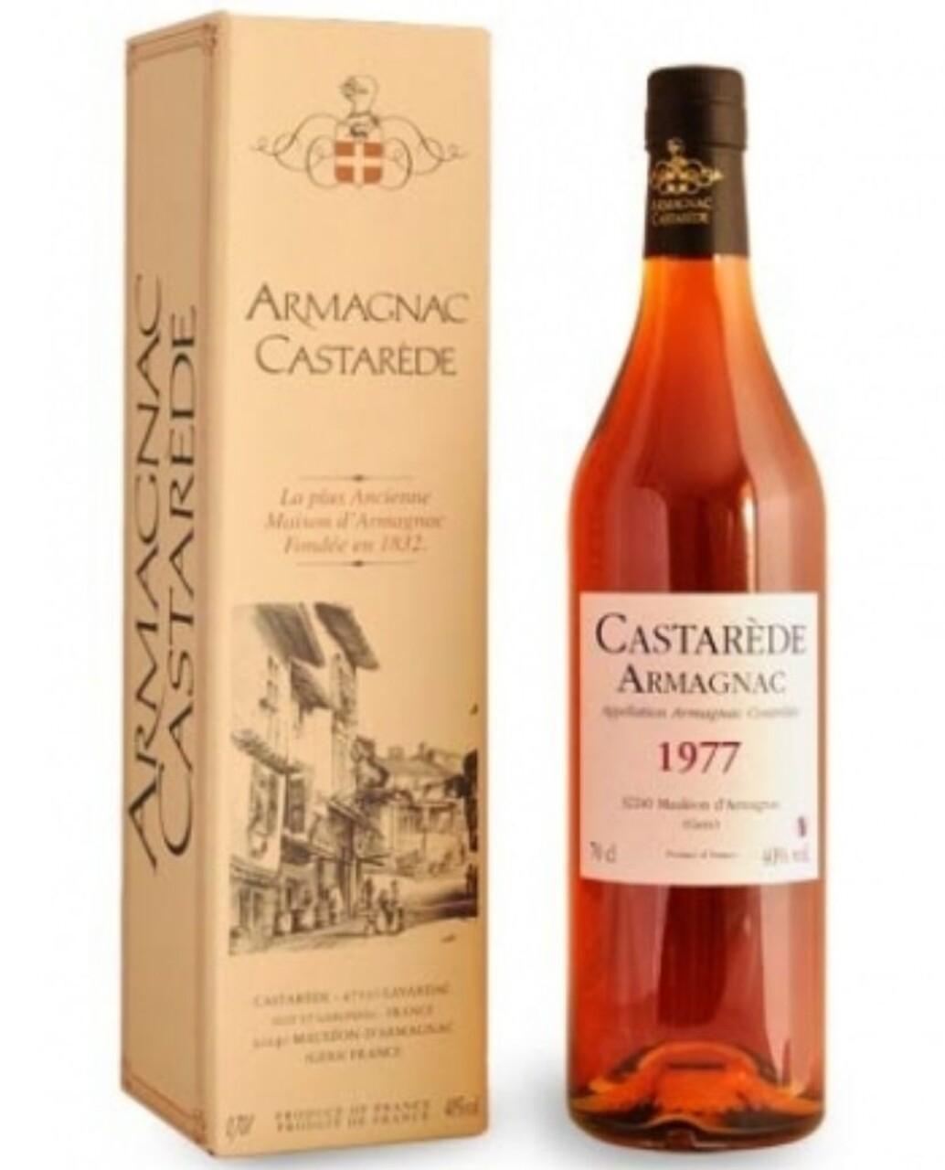 ARMAGNAC CASTAREDE 1977