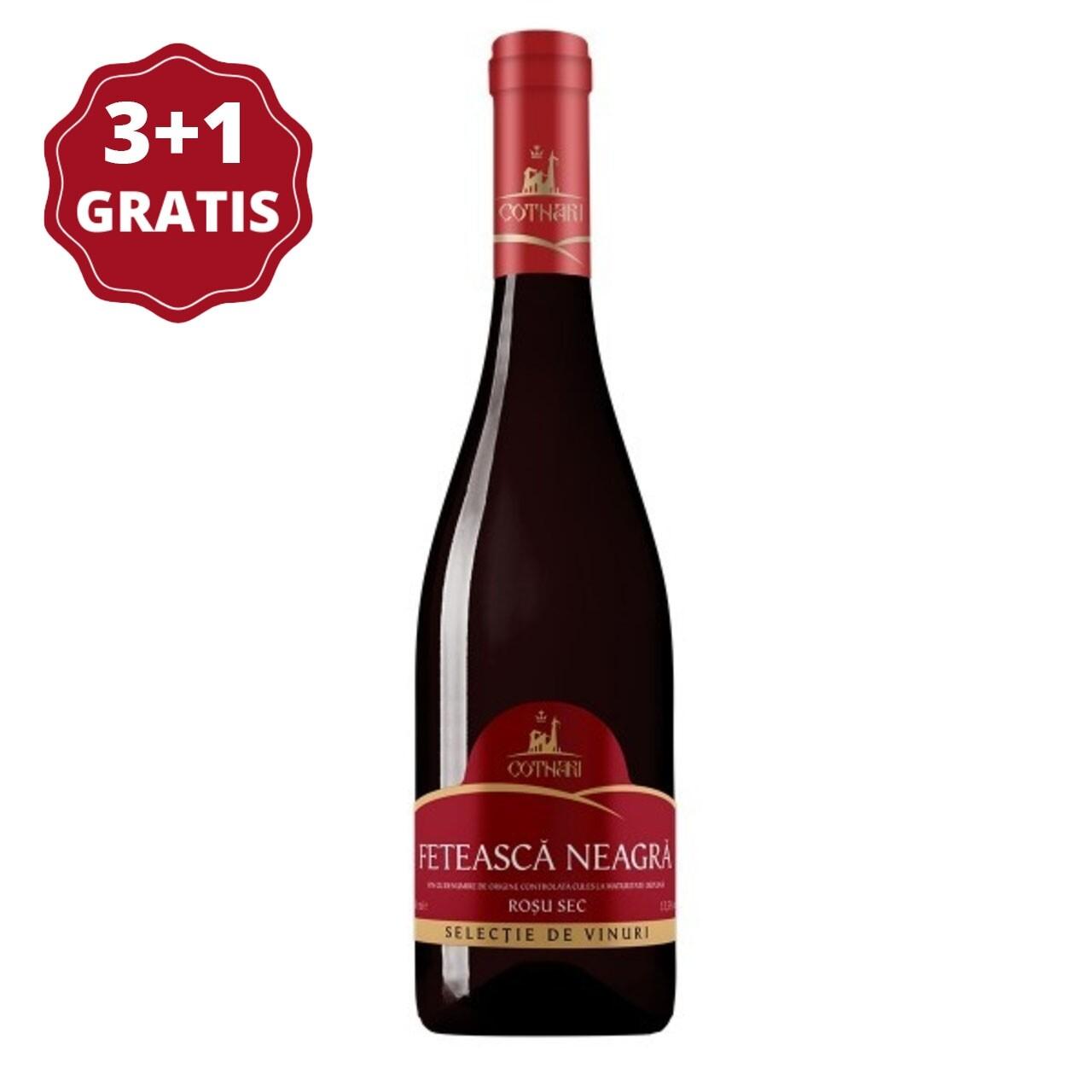 Cotnari Selectie Feteasca Neagra 3+1