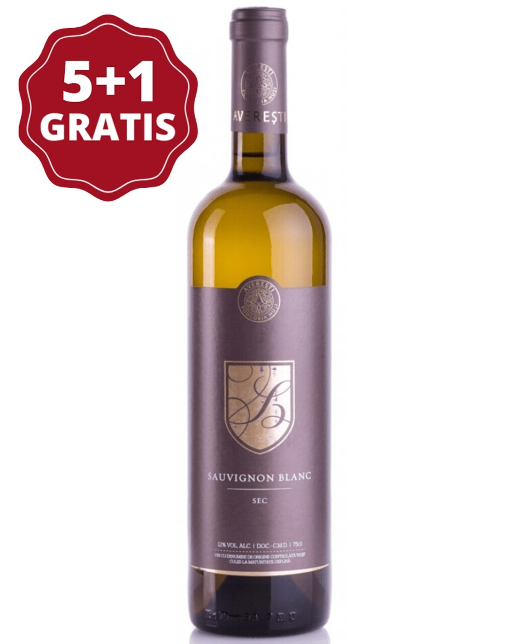 Averesti Regala Sauvignon Blanc 5+1