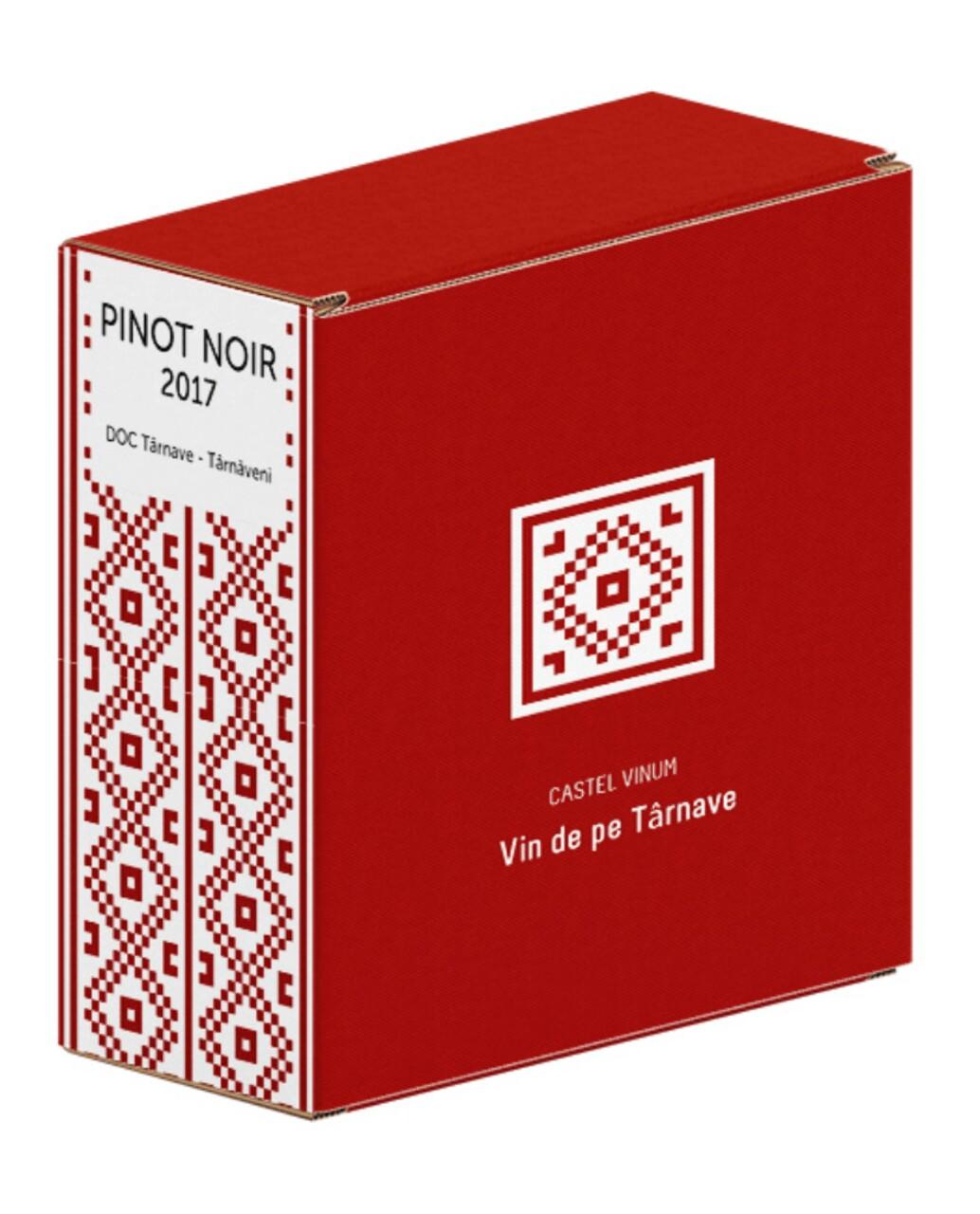 Villa Vinea Castel Vinum Pinot Noir BIB 3L