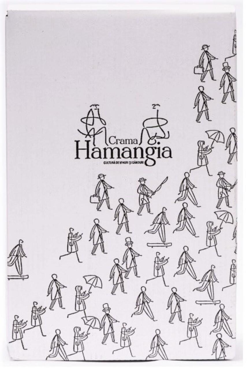Hamangia BIB Cabernet Sauvignon Rose 5L