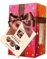 Emoti La Palette (Assorted Chocolates) Cutie cu Funada maro 75g