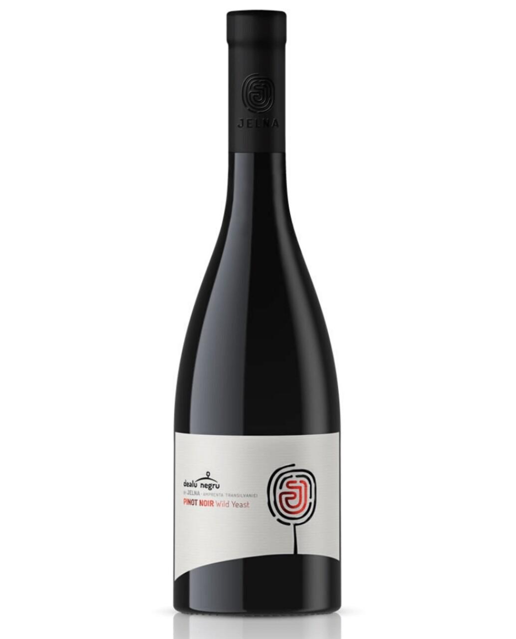 Dealu Negru Jelna Pinot Noir Wild Yeast