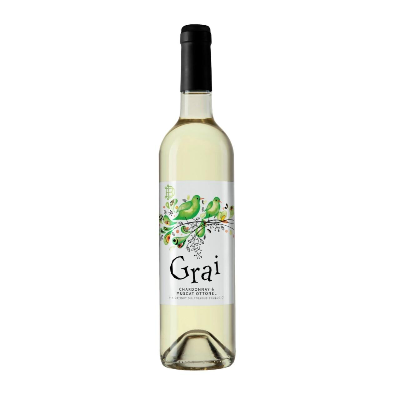 Domeniul Bogdan Grai Chardonnay, Muscat Ottonel
