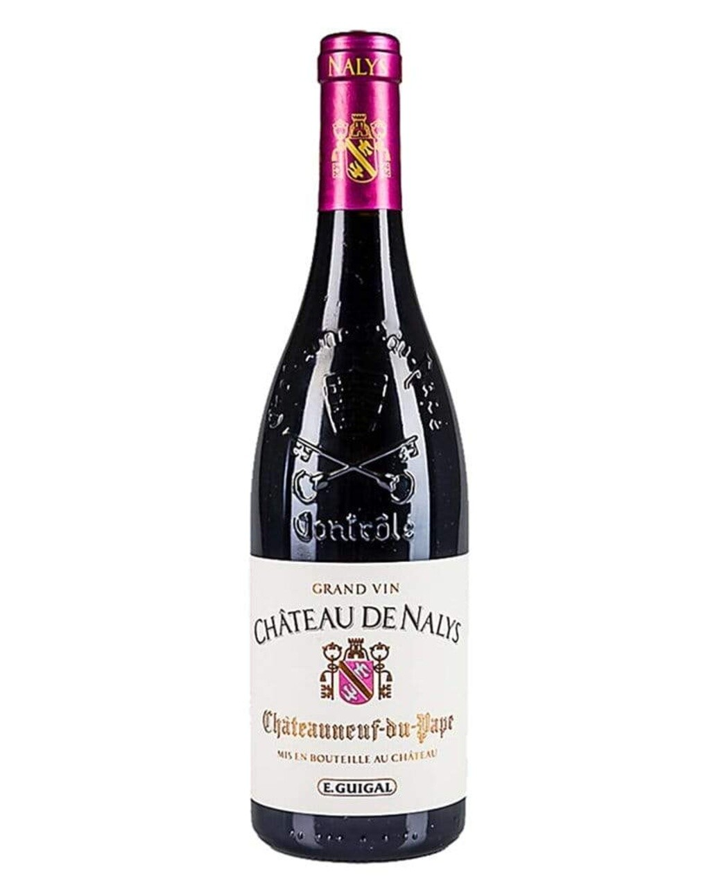 Guigal Chateauneuf Du Pape Grand Vin Chateau de Nalys 2016