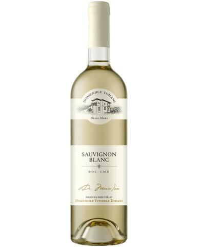 Domeniile Tohani Sauvignon Blanc