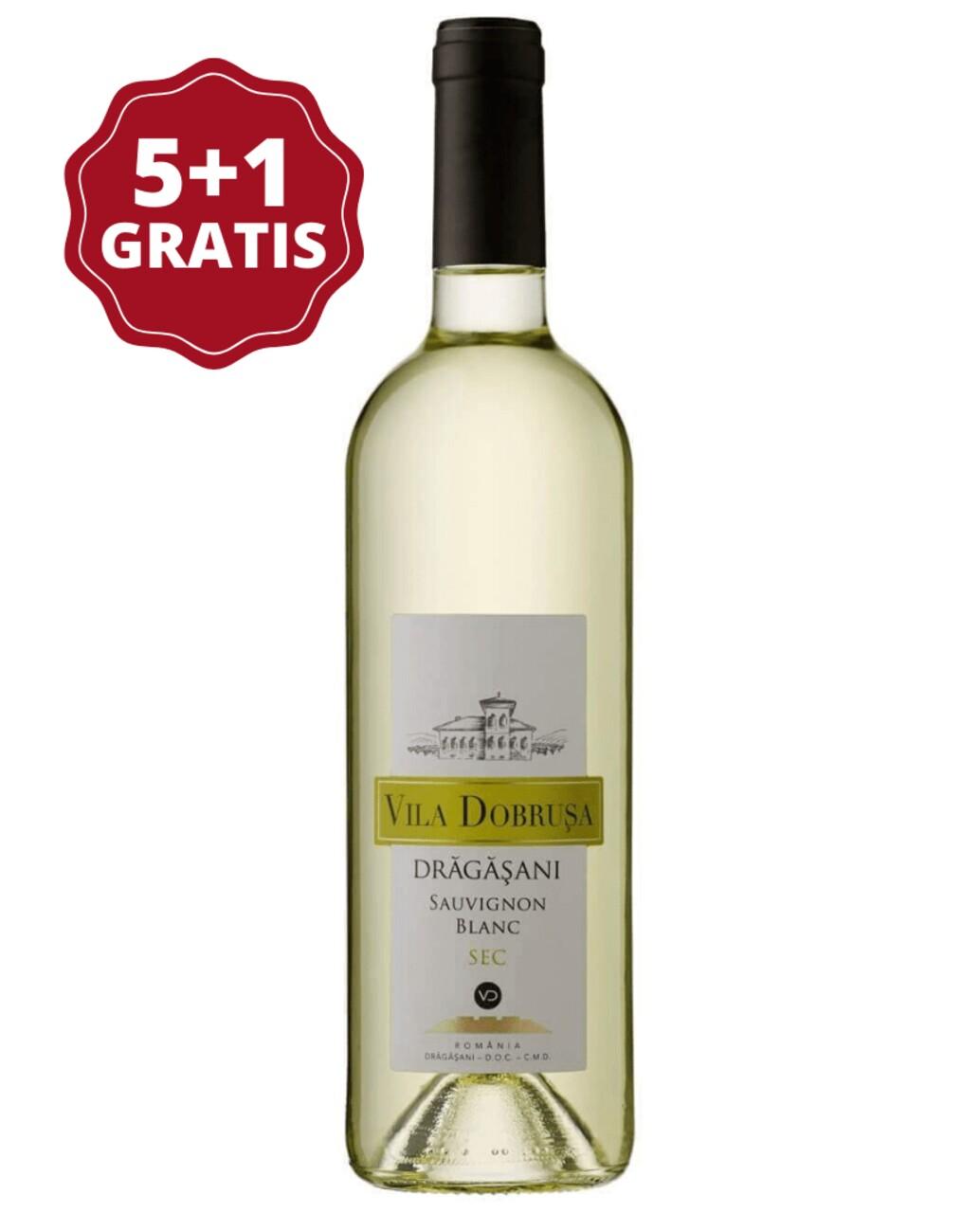 Avincis Vila Dobrusa Sauvignon Blanc 5+1