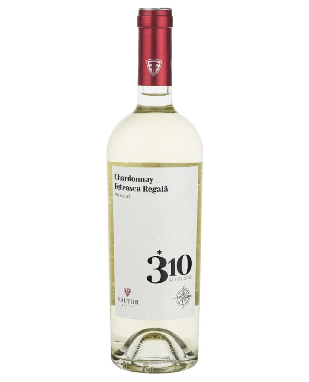 Fautor 310 Altitudine Chardonnay & Feteasca Regala