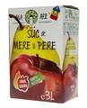 Suc de Mere & Pere 100% Natural Ana Are 3L