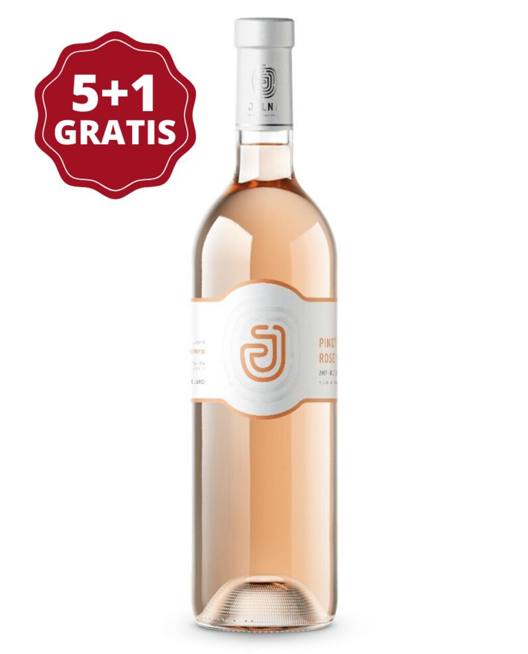 Dealu Negru Jelna Pinot Noir Rose Wild Yeast 5+1