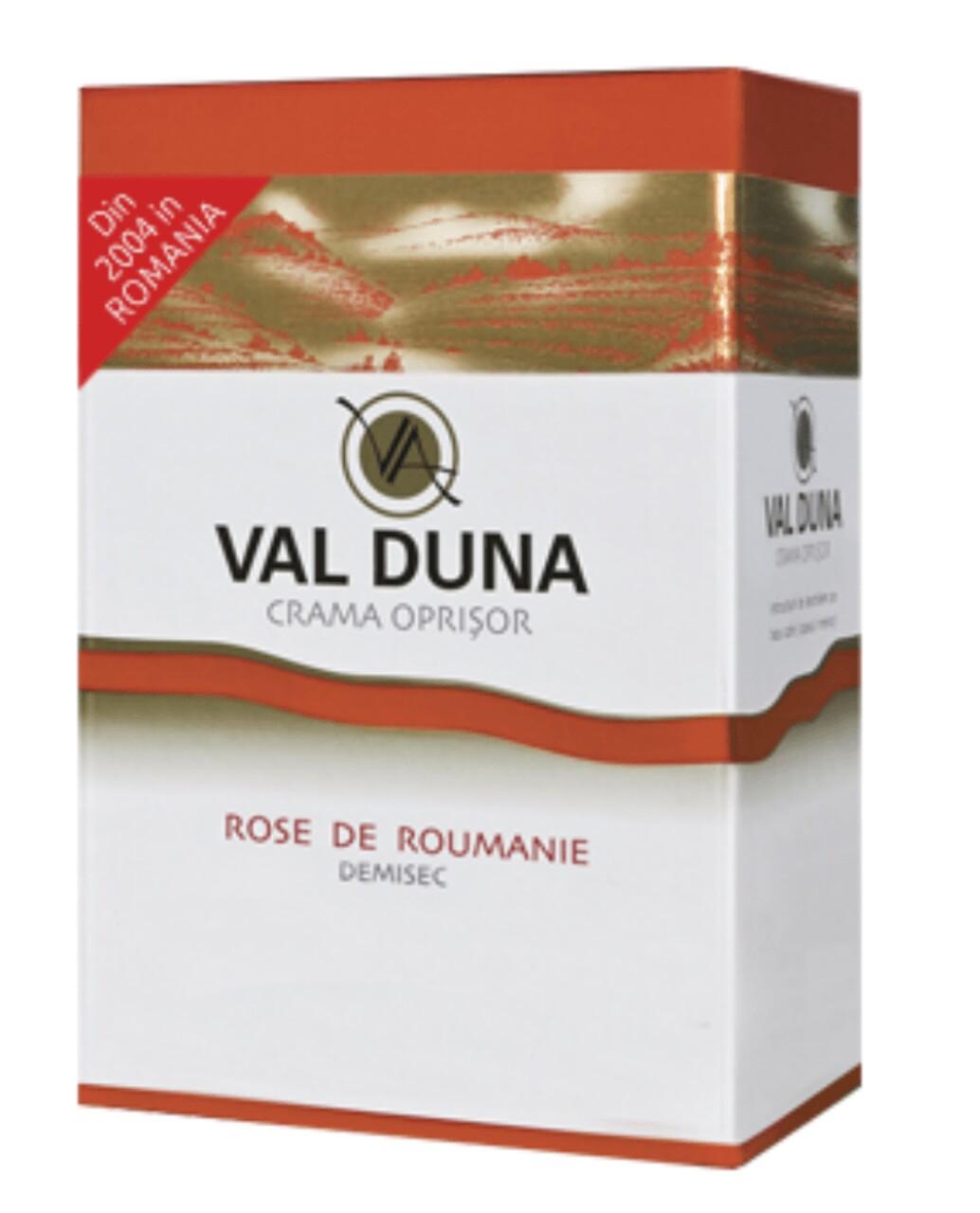 Oprisor Val Duna Rose de Roumanie BIB 5L