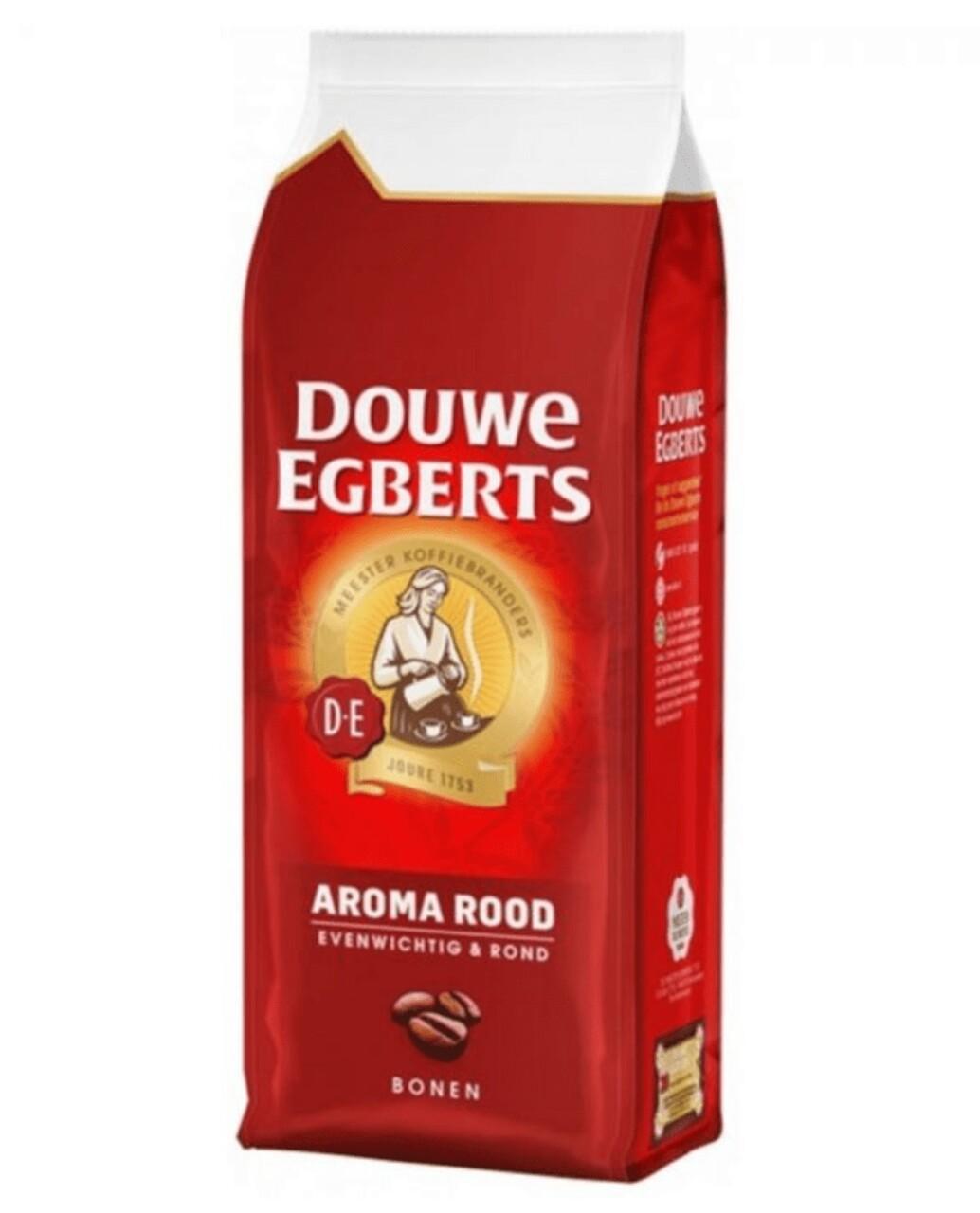 Cafea Boabe Douwe Egberts Aroma Rood 500g