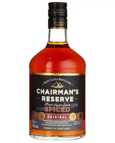 CLEMENT CHAIRMAN`S RESERVE SPICED ROM MARTINIQUE