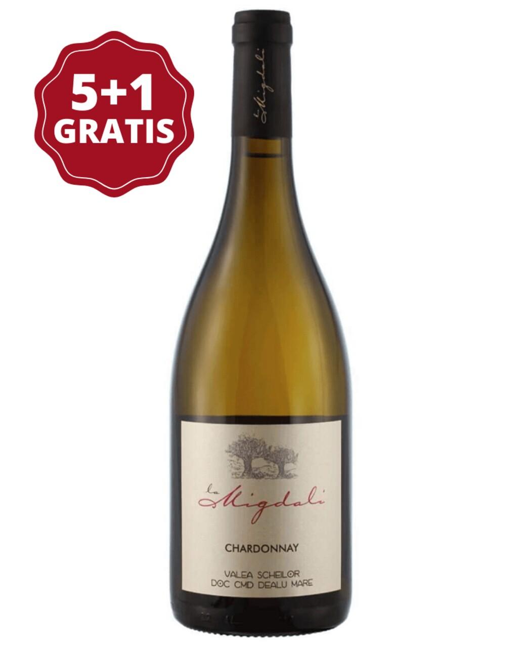 La Migdali Chardonnay 5+1