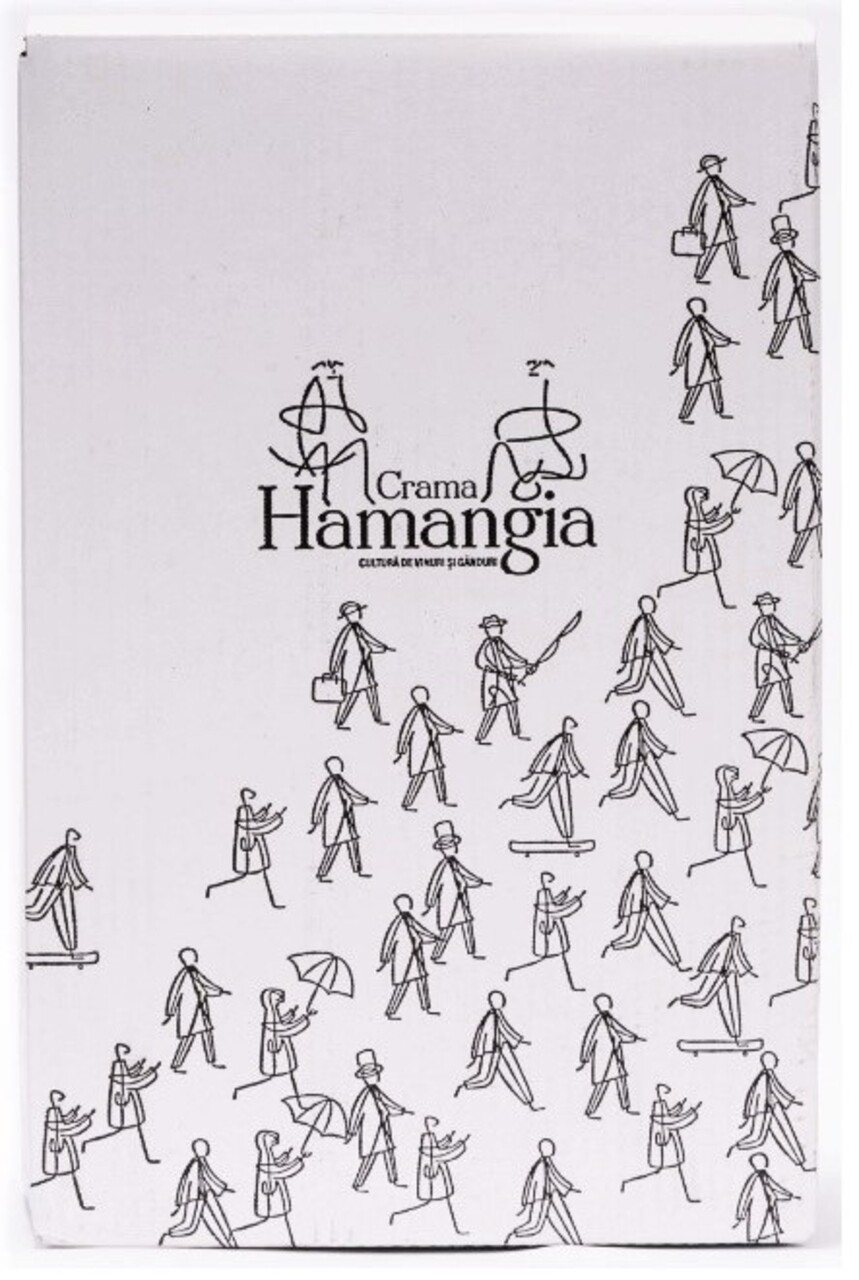 Hamangia BIB Cabernet Sauvignon Rosu 3L
