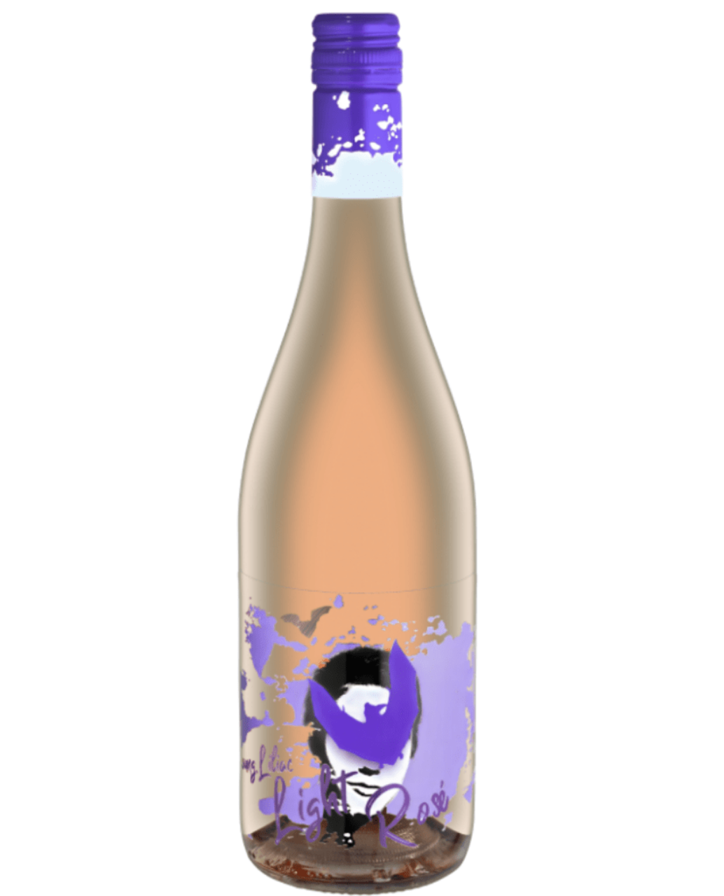 Young Liliac Light Rose Pinot Noir & Merlot