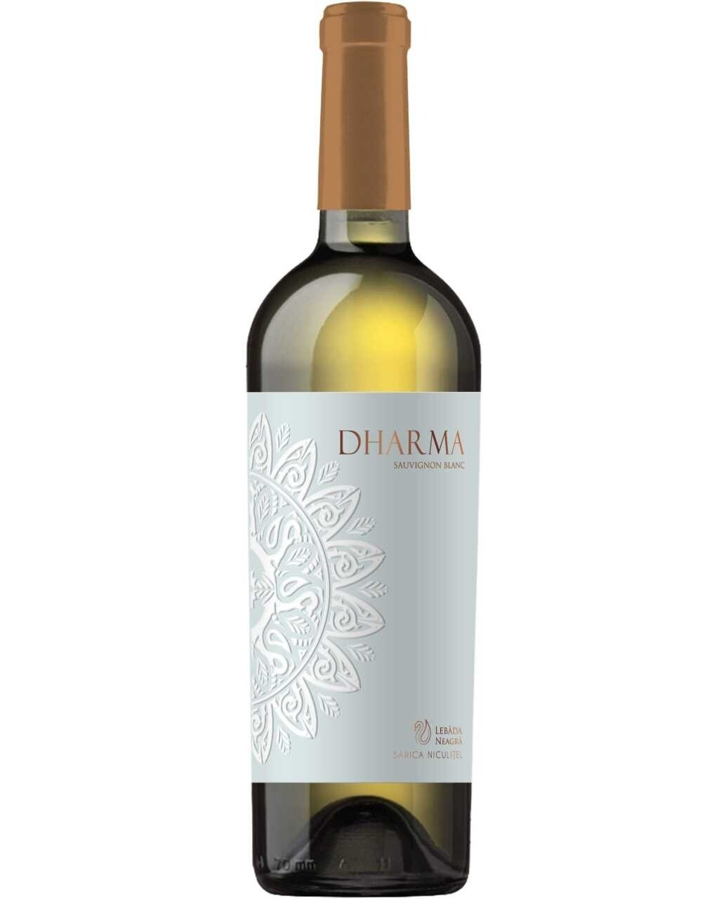 Lebada Neagra Dharma Sauvignon Blanc