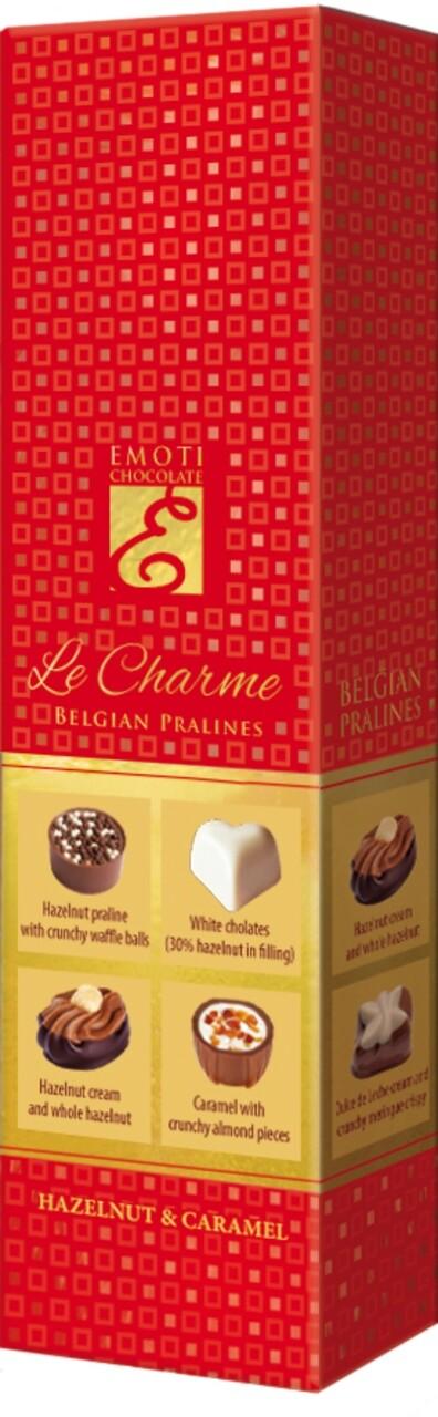 Emoti Le Charme (Hazelnut & Caramel) 66g