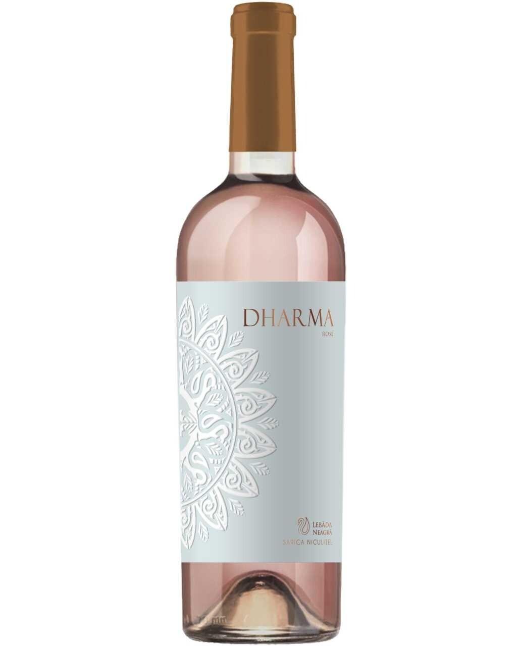 Lebada Neagra Dharma Rose