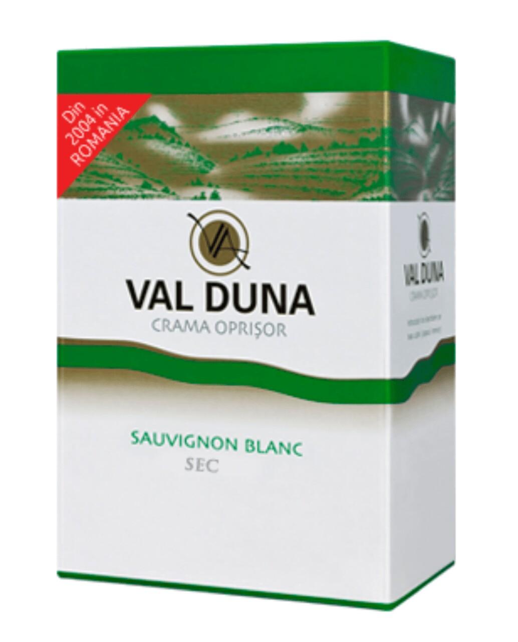 Oprisor Val Duna Sauvignon Blanc BIB 5L