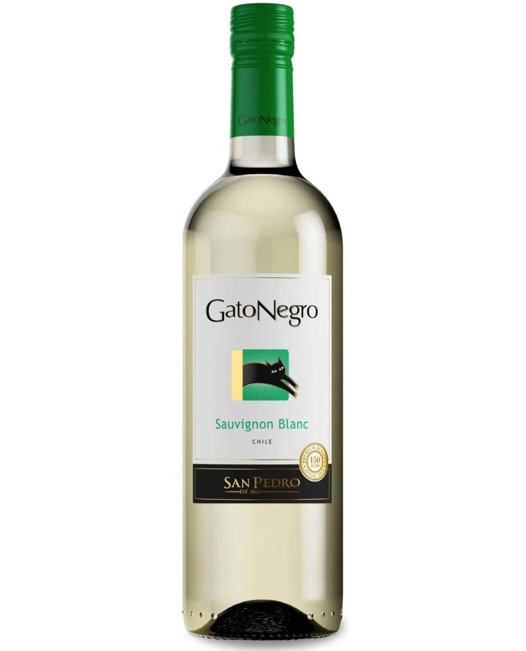 San Pedro Gato Negro Sauvignon Blanc