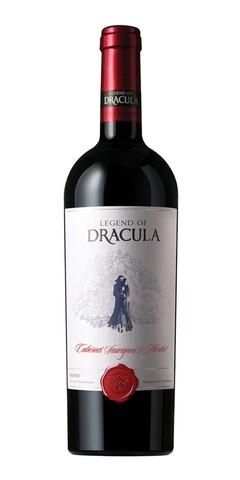 Legend of Dracula Cabernet Sauvignon & Merlot
