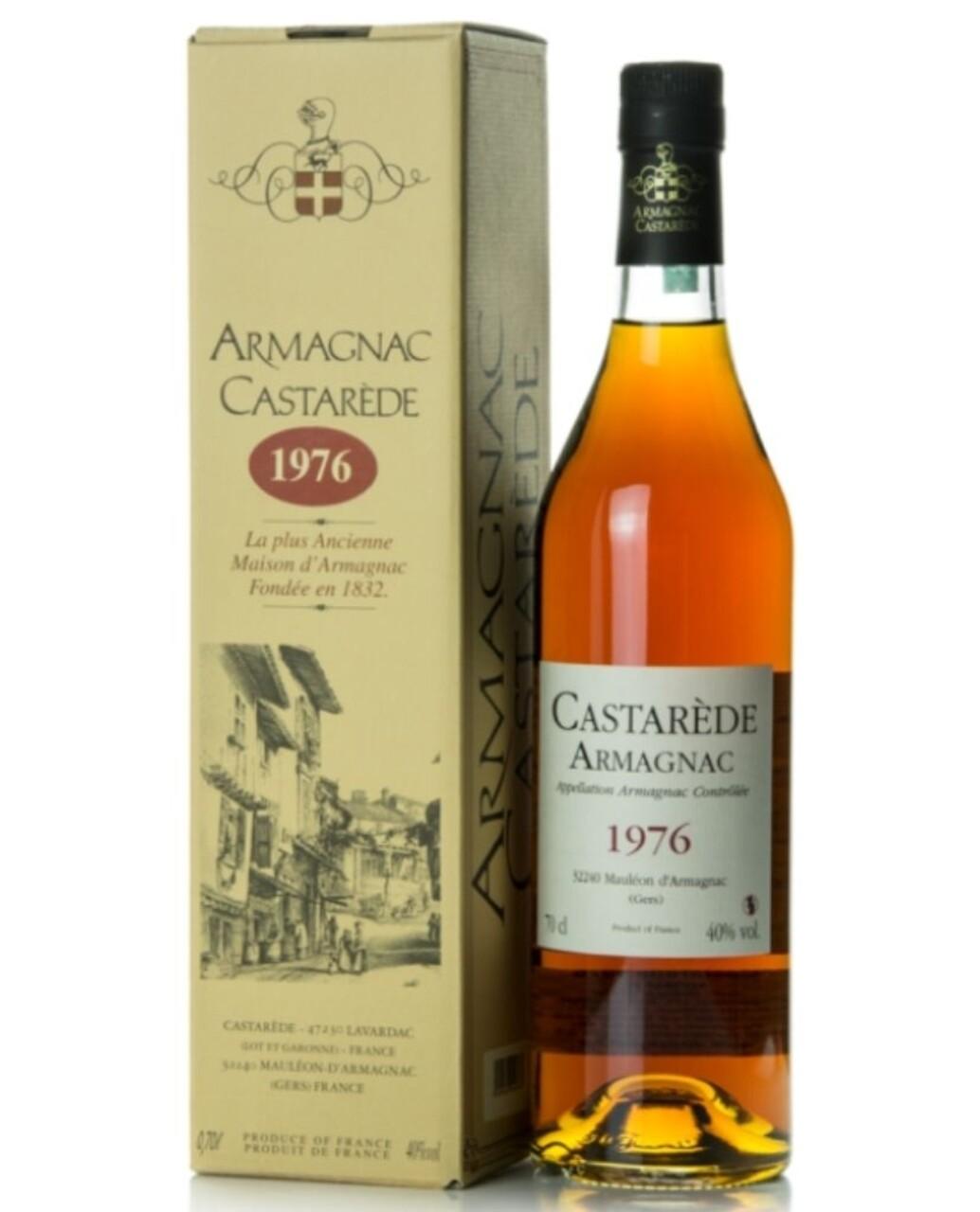 ARMAGNAC CASTAREDE 1976